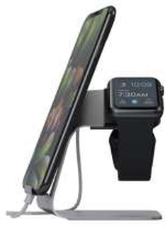 GooBay Apple Watch & iPhone aluminium stander dock