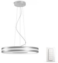 Philips Hue - Being Pendant Lamp Silver (Dimmer Included) - White Ambiance
