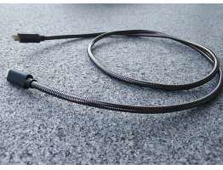 LIFEPOWR 100W USB-C 3.2 Power Delivery og data USB-C kabel 1m