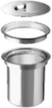 Blanco Avfallshink Select Solon-F Trä