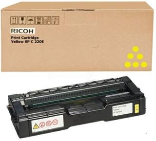 RICOH Tonerkassett gul, 1.600 sidor 407546 Replace: N/ARICOH Tonerkassett gul, 1.600 sidor