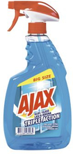 Fönsterputs AJAX Triple Action spray 750ml 8714789282084 Replace: N/A Fönsterputs AJAX Triple Action spray 750ml