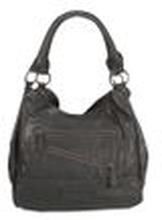 Fritzi aus Preußen Damen Handtasche Clarissa Nappa Fango (grau)
