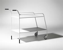 SMD Design Rullvagn Karla- Vit
