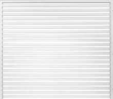 Jabo Skärm Horizont Vit Aluminium 1