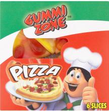 1 stk Gummy Zone Mini Pizza 23 gram