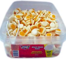 600 stk Jelly Eggs / Geleegg Godteri - Halal Sertifisert