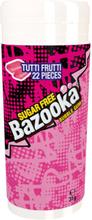 Bazooka Sukkerfri Tyggegummi med Tutti Frutti Smak