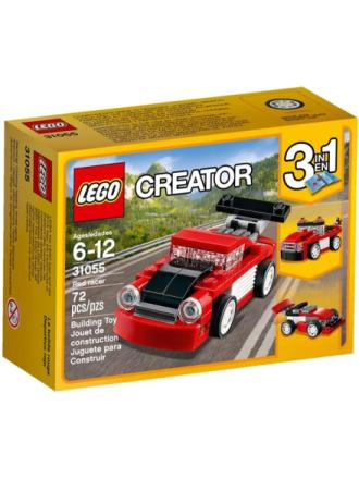 Creator 31055 Rød racerbil - Proshop