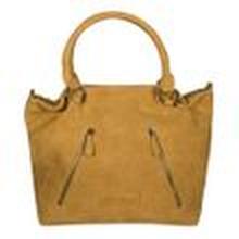 Fritzi aus Preußen Maggi Damen Tasche Kuba Hemp (gelb)
