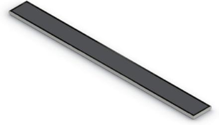 Purus Sil Svart Line-700