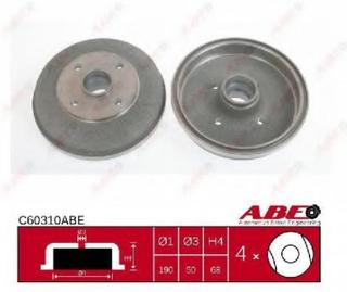 Bremsetrømmel ABE C60310ABE