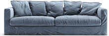 Decotique - Le Grand Air 3-seters Sofa Lin, Dusky Gloom
