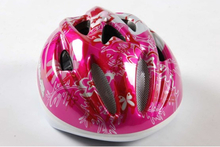 Volare - Fiets/Skate Helm Deluxe - Pink Butterfly