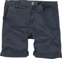 Urban Surface - Men´s Chino Bermuda -Shorts - marineblå