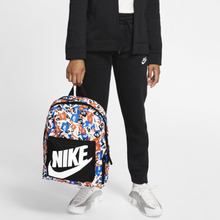 Nike Classic Kids' Printed Backpack - Black