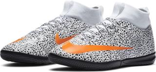 Nike Mercurial Superfly 7 Academy Ic Cr7 Safari - Vit/orange/svart Barn Limited Edition