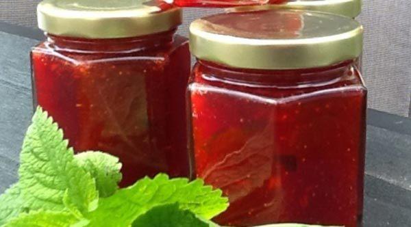 confiture de fraise sterilisation