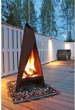 Gardenfire Eldstadsplan 100