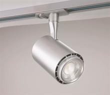 Malmbergs LED Track Light Velo 1-fas Silver 8W 230V