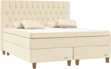 Inbed Sweden Oxford 160x200 Med Gavel