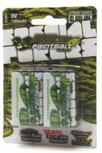 Energy Paintball - 9V - 2 batterier
