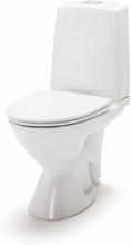 IDO Toalettstol Glow Rimfree 63 34363