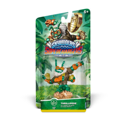 Skylanders SuperChargers - Figures - Thrillipede /Toys for games