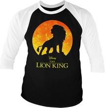 The Lion King Baseball 3/4 Sleeve Tee, Baseball 3/4 Sleeve Tee