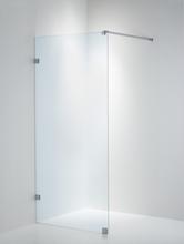 Duschbyggarna Duschvägg Design-790-Isglas-Krom