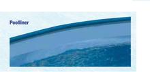 Clear Pool Poolliner, Ø 450, H120 cm, 0,4 mm, hängprofil