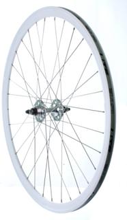 Bakhjul Bike Attitude 700c vit med Flip Flop Nav