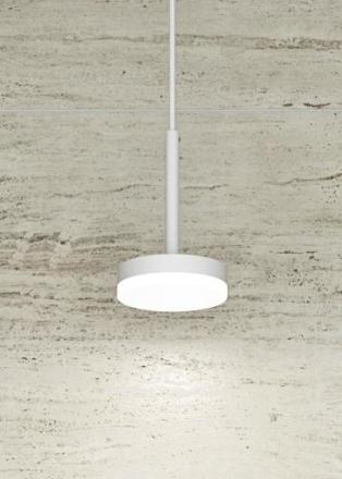 Dansani Jupiter pendel lampa, LED, 5,1W, Ø80 mm - Krom