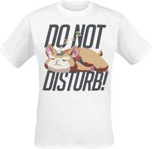 Overwatch - Do Not Disturb -T-skjorte - hvit