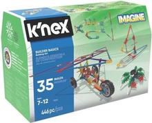 K'Nex, 17010 Builder Basics 35 Model Buildingset