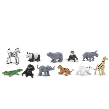 Safari, Tub Zoo Babies