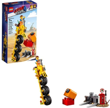 LEGO The Movie 70823, Emmets trehjuling!