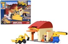 Övrigt lek Byggare Bob, Garage lekset Bob + Skopis