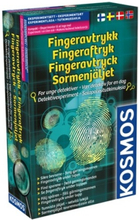 Övrigt Spel Science Kit - Fingerprints (Nordic)