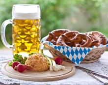 Muenchner Bier-Tour mit Brotzeit fuer 2