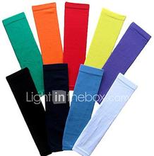 Coway ammattilaisurheilussa hengittävä puuvilla suoja käsivarsi suojavarusteita keskikoko (assoetrd väri)