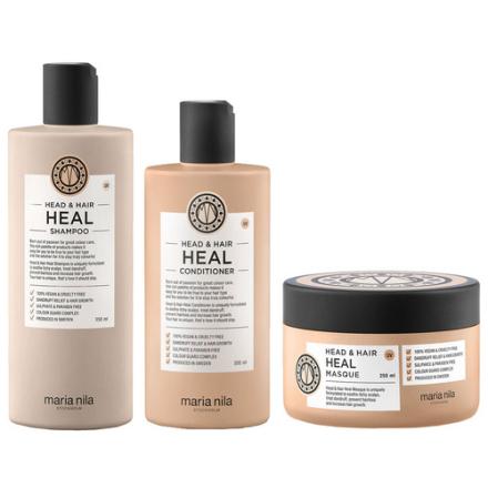 Maria Nila Head & Hair Heal Trio