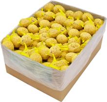 vidaXL 200 stk. fedtkugler med net 90 g