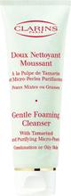 Köp Clarins Gentle Foaming Cleanser, Combination/Oily Skin, 125ml Clarins Ansiktsrengöring fraktfritt