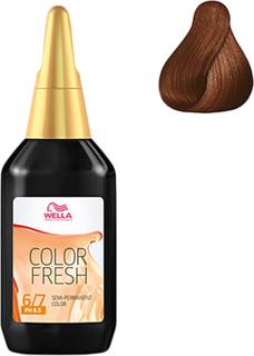 Wella Professionals Care Color Fresh 6/7, 75ml Wella Toning