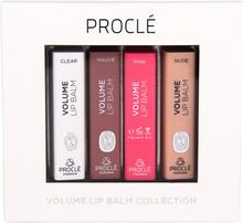 Proclé Volume Lip Balm Collection, 3 g Proclé Läppbalsam