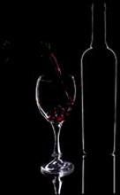 Weinprobe im Dunkeln fuer 2