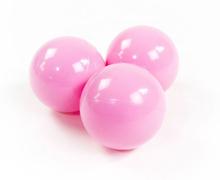 Meow Baby - Bollar - 50 Stycken - Light Pink