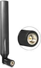 DeLOCK LTE antenni SMA-liitos ur ympärisäteilevä musta