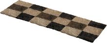 Skandilock Matta Chess 60x180-Mocha/Mushroom